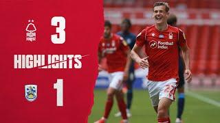 Highlights: Forest 3-1 Huddersfield (28.06.20)