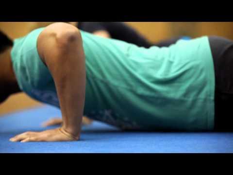 Episode 6: Recruitment -- Fitness Test