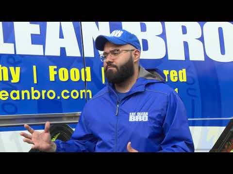 Jersey Matters - Eat Clean Bro