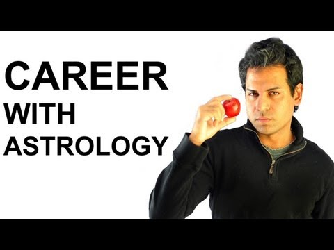 Find Your Career via Astrology (How to Find your Life purpose)