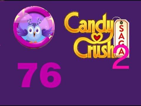 candy crush saga dreamworld level 76