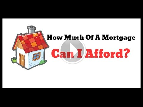 How Much Of A Mortgage Can I Afford? Answer in 10 sec.