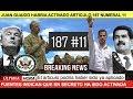 Juan Guaido Aplica Articulo 187 Para Ayuda Militar