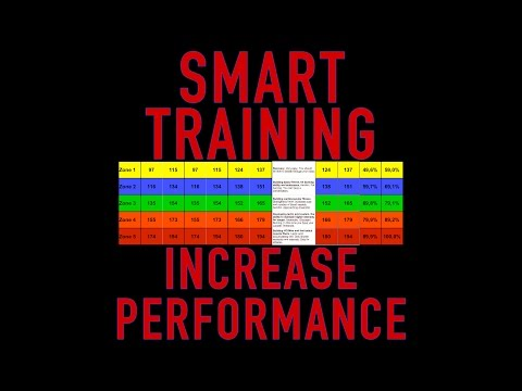 Smart Training in Zone 2 for Best Performance !