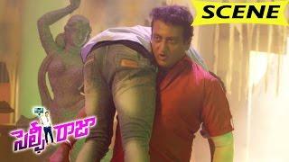 Prudhvi Raj Sarrainodu Spoof - Comedy Climax - Selfie Raja Movie Scenes