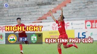 Highlights XMFico Tây Ninh vs XSKT Cần Thơ - Kịch tính tới phút cuối