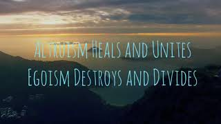 Naturalness & Altruism Heal and Unite. ਪਰਮਾਰਥ ਅਤੇ ਸਵਾਰਥ। Dharam Singh Nihang Singh