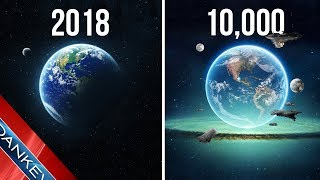 10,000 AÑOS AL FUTURO EN 10 MINUTOS