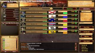 AOE 3 - TAD] PK Tournament 1 - Boneng vs Spadel - RO 32 BO 5
