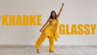 Khadke Glassy | Jabariya Jodi | Sidharth M,Parineeti C | Ni Nachle | Dance Cover