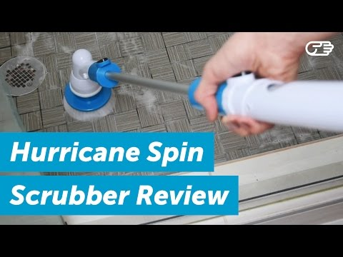 Hurricane Spin Scrubber Review | HighYa