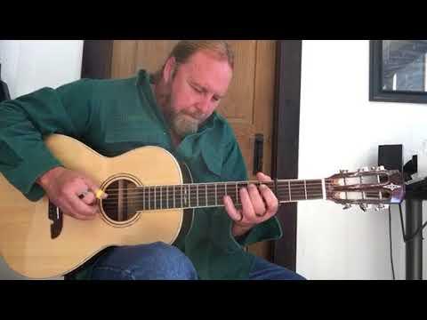 Fleetwood Mac Landslide Fingerstyle