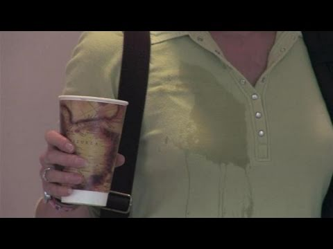 How To Wipe Coffee Stains From Clothes