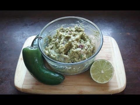 Betty Crocker Food Chopper:  Guacamole