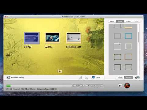 How to Convert and Burn WMV to DVD on Mac