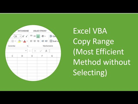 Excel VBA - Copy Range (Most Efficient Method without Selecting)