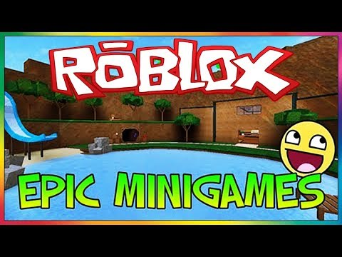 THE RAGE IS REAL!!! (Epic Minigames On Roblox) Season 1 Episode 1
