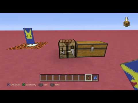 Minecraft: How to make pikachu Banner