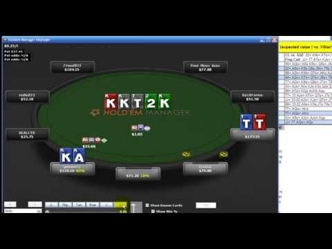 Holdem Postflop Odds & Equity Swings: Brutal Bad Beat Hands, Poker Math Made Easy: EPK 006