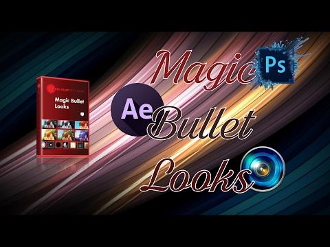 [FR] Comment télécharger Magic Bullet Looks pour Sony Vegas, After Effect,..