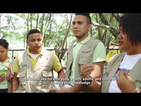 Prevention of early pregnancies and sexually transmitted infections among youth in Honduras
