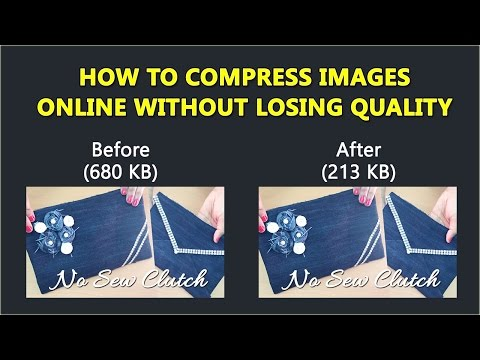 Compress Image | Compress Images For Web