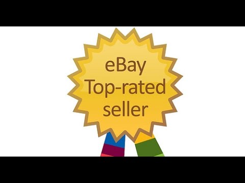 Ebay for Beginner's Episode #5. Top Rated Seller & Feedback