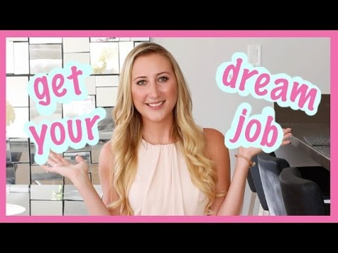 How To Get Your Dream Job | Creative Industry Tips