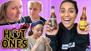 Download HOT ONES CHALLENGE (Meet My Team) Video