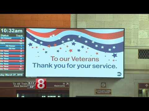 Amtrak to end discounts for vets, students and AAA members