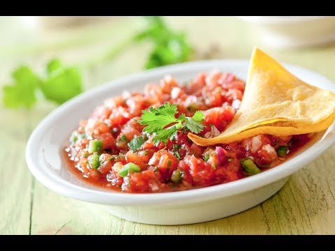 THE BEST HEALTHY MEXICAN SAUCES | FLAVOR FRIDAY