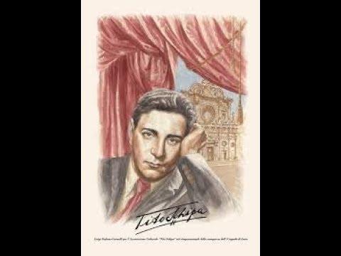 Tito Schipa ~ Quiéreme mucho. 1922. (Lyrics and translation.)