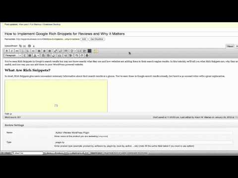 How to Add Review Google Rich Snippets to WordPress