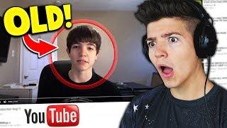 REACTING TO OLD VIDEOS! *cringe warning* (PrestonPlayz & TBNRfrags)