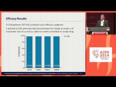 Interferon-free 3 DAA plus ribavirin regimen in HCV genotype 1-infected patients on methadone ...