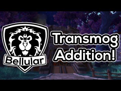 NEW Transmog System