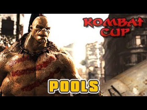 MKX | Tournament | Pools (Rewind, Getreked, iLuusions, Knicks + more)
