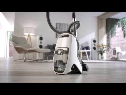 Miele Blizzard CX1 Bagless Vacuum Cleaner - An Overview