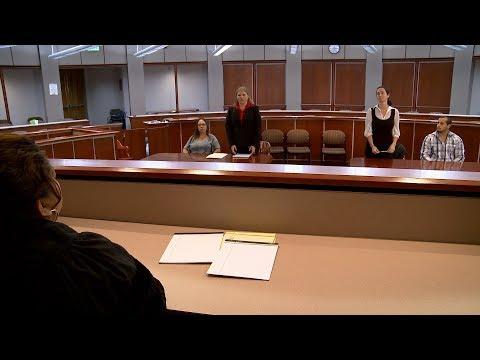अंतिम निरोधक आदेश भाग 7 का 4: अदालत में किस बात की अपेक्षा कर सकते हैं (2 का 2)