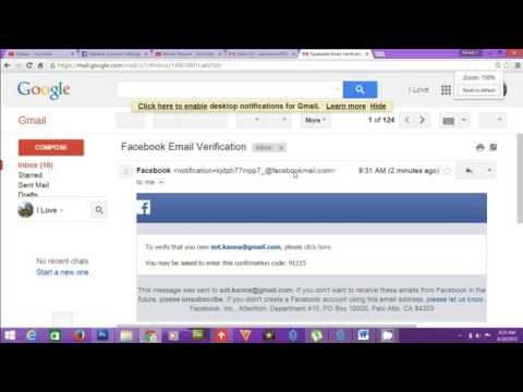 How To Remove Email From Facebook Account
