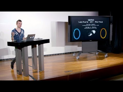 Portal - Lecture 10 - CS50's Introduction to Game Development