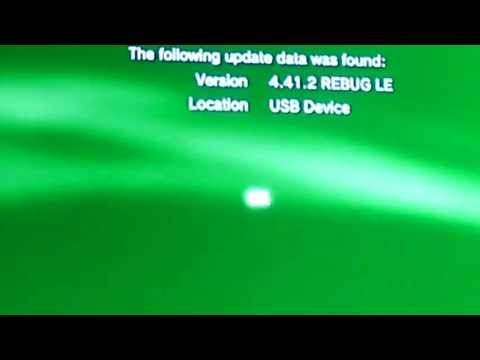 PS3_From Rogero 4.40 to Rebug 4.41.2 Lite (Tutorial)