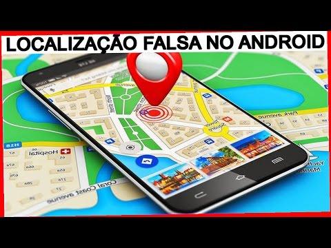 Como Simular Localizacão Falsa em Qualquer Aplicativo Android Sem Root