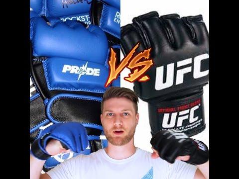 Everlast Mixed Martial Arts Heavy Bag Gloves - Everlast Mma