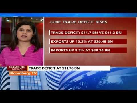 Market Pulse: Trade Deficit At 11 Month High