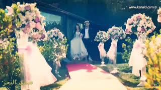 زواج الممثلين الأتراك في المسلسلات على أجمل أغنيه للعشاق ❤