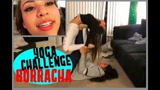YOGA CHALLENGE BORRACHA *sale MAL* I Mava Gomez