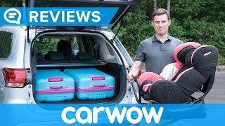 Mitsubishi Outlander PHEV 2018 Practicality review | Mat Watson Reviews