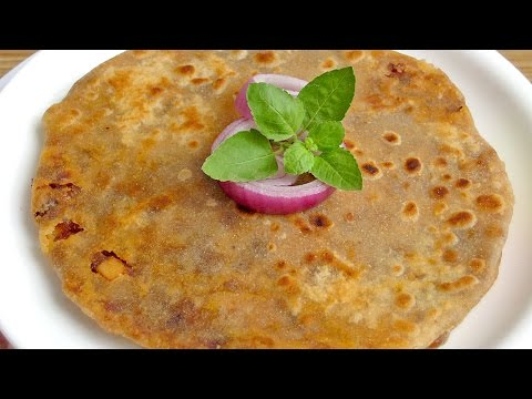 Loading Onion Paratha Recipe by Sameer Goyal @ ekunji.com Now