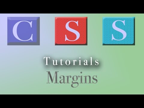 CSS Tutorial | Margins